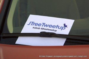 My JTreeTweetup Flyer